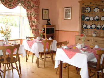 Quarry Ridge B&B Breakfast Menu